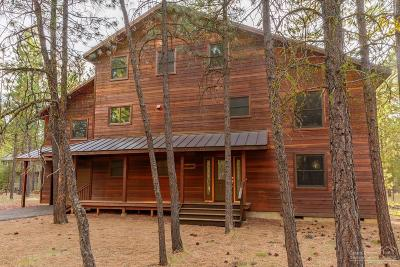 Black Butte Ranch Single Family Home For Sale: 70667 Ponderosa