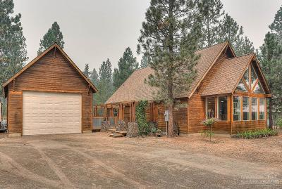 La Pine Single Family Home For Sale: 15212 Deer Avenue