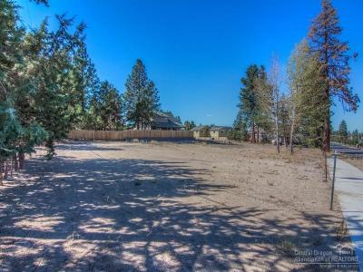Bend Residential Lots & Land For Sale: 63095 Northwest Ob Riley Road