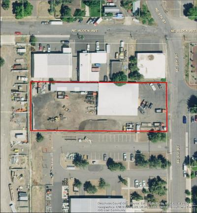 Bend Commercial For Sale: 127 Southeast 5th Street