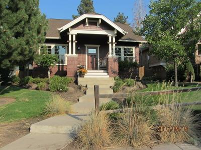Bend Single Family Home For Sale: 1346 Northwest Mt Washington Drive