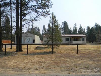 La Pine Mobile/Manufactured For Sale: 52654 Railroad Street
