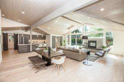 Bend Single Family Home For Sale: 25 Northwest Gordon