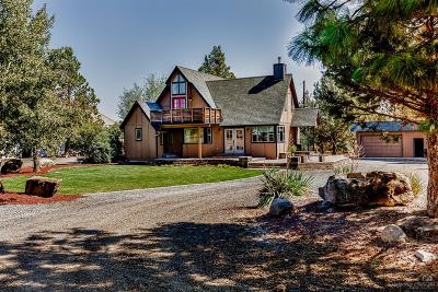 Single Family Home For Sale: 65016 Highway 20