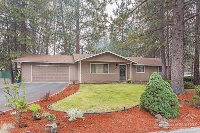 Bend Single Family Home For Sale: 19820 Ponderosa Street