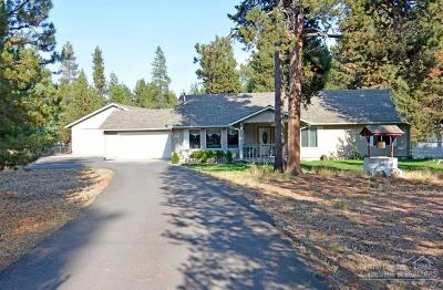 La Pine Single Family Home For Sale: 53318 Deep Woods