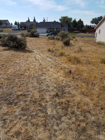 Madras Residential Lots & Land For Sale: Southeast Cross Lane