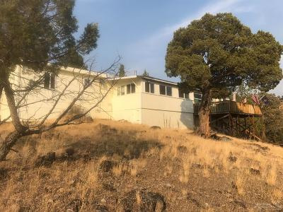 Prineville Single Family Home For Sale: 22035 SE Paulina Highway