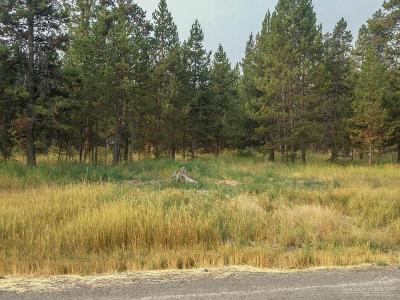 Bend Residential Lots & Land For Sale: 55694 Big River Drive