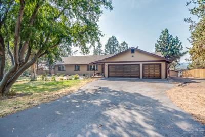 Bend Single Family Home For Sale: 19667 Ridgewood Drive
