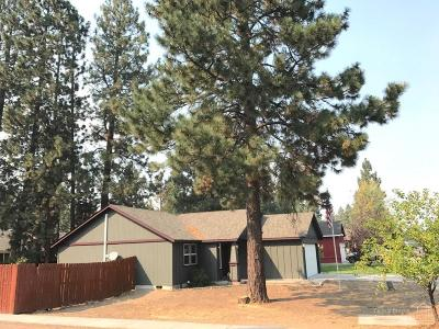 Bend Single Family Home For Sale: 60983 Lodgepole Drive
