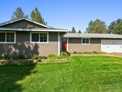 Bend Single Family Home For Sale: 20912 Desert Woods Drive
