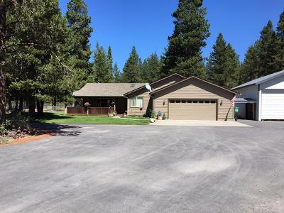 La Pine Single Family Home For Sale: 52670 Wayside Loop