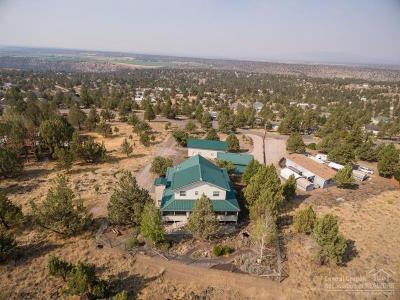 Terrebonne Single Family Home For Sale: 13935 Southwest Cinder Cone Loop
