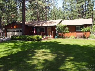 Bend Single Family Home For Sale: 18766 River Woods Drive