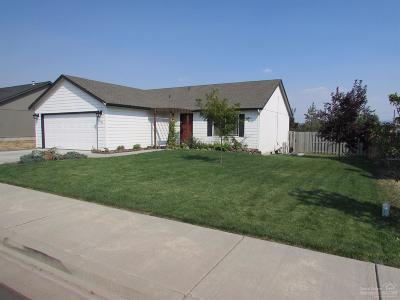 Madras Single Family Home For Sale: 731 Southwest Cedar Hill