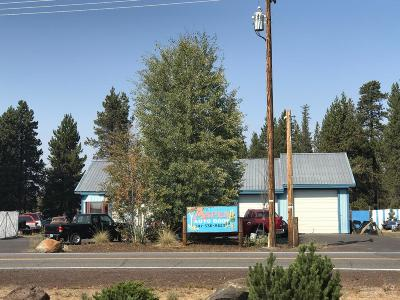 La Pine, Crescent, Gilchrist Business Opportunity For Sale: 17080 Tracy Road