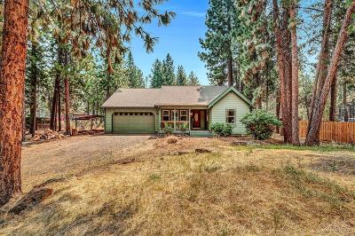 Bend Single Family Home For Sale: 19629 Manzanita Lane