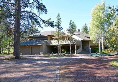 Sunriver Single Family Home For Sale: 18010 Hickory Lane