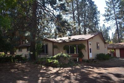 Bend Single Family Home For Sale: 18949 Baker Road