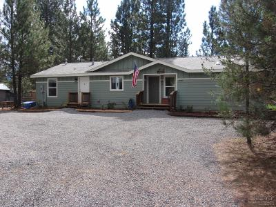 La Pine Single Family Home For Sale: 15925 Twin Drive