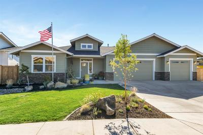 Redmond Single Family Home For Sale: 4662 Southwest Yew Leaf Court