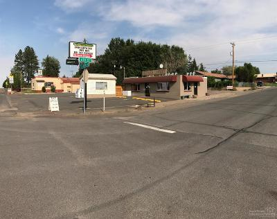 Metolius Commercial For Sale: 590 Jefferson Street