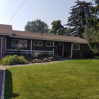 Redmond Single Family Home For Sale: 1106 Northwest Elm Street