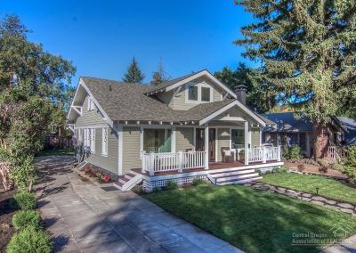 Bend Single Family Home For Sale: 1435 Northwest 3rd Street
