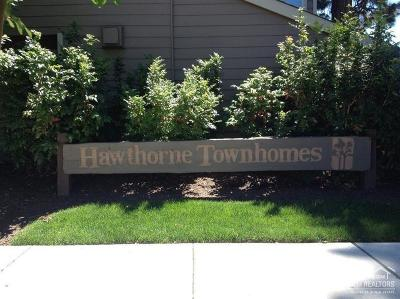 Bend Condo/Townhouse For Sale: 111 Northwest Hawthorne Avenue #2