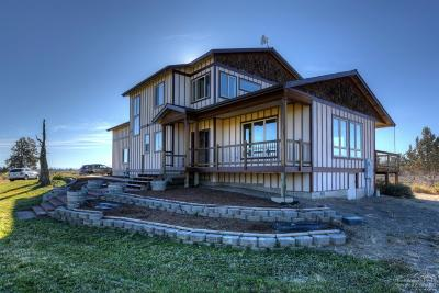 Bend Single Family Home For Sale: 25451 Alfalfa Market Road