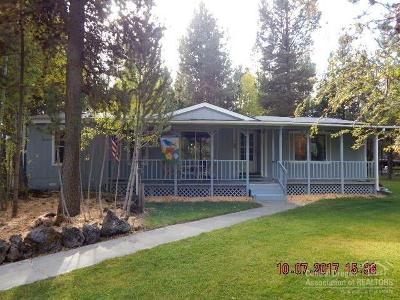 La Pine OR Mobile/Manufactured Sold: $190,000