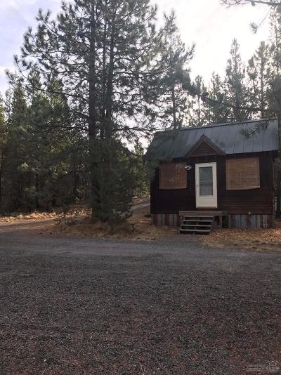 La Pine, Crescent, Gilchrist Single Family Home For Sale: 12 Muley Rd