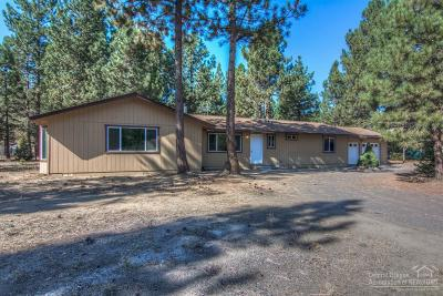 La Pine Single Family Home For Sale: 50874 Doe Loop Lane