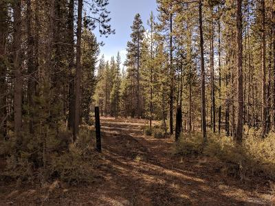 La Pine Residential Lots & Land For Sale: 150378 Kurtz Road