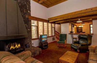 Sunriver Condo/Townhouse For Sale: 57219 Mashie-Wildflower Lane