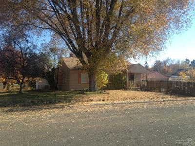 Prineville Single Family Home For Sale: 208 Southeast Garner Street