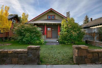 Bend Single Family Home For Sale: 337 Northwest Delaware Avenue