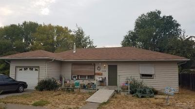 Redmond Single Family Home For Sale: 1429 Southwest 11th Street