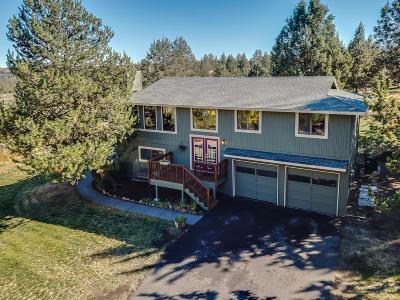 Bend Single Family Home For Sale: 64144 Tumalo Rim Drive