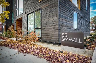 Bend Condo/Townhouse For Sale: 55 Southwest Wall Street #1