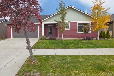 Redmond Single Family Home For Sale: 3151 Southwest Juniper Avenue