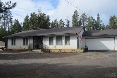 La Pine Single Family Home For Sale: 15924 Sparks Drive