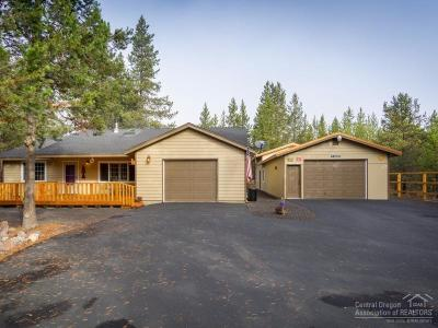 La Pine Single Family Home For Sale: 15930 Frances Lane