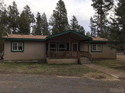La Pine Mobile/Manufactured For Sale: 15839 Fir Road