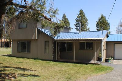 La Pine Single Family Home For Sale: 52464 River Pine Road