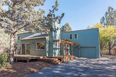 Bend Single Family Home For Sale: 64114 Tumalo Rim Drive