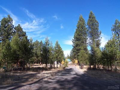 La Pine, Crescent, Gilchrist Single Family Home For Sale: 543 Chapman Street