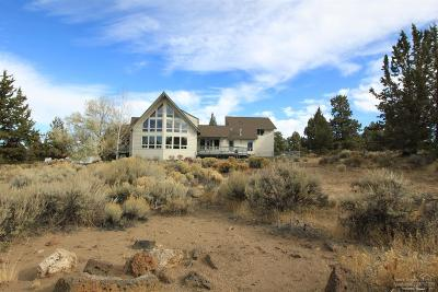Bend Single Family Home For Sale: 60786 Bozeman Trail