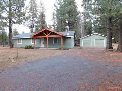 La Pine OR Single Family Home Sold: $250,000